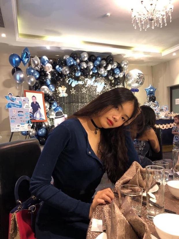 Thêm 1 cô cháu gái của Trang Nhung ghi danh Hoa hậu Việt Nam: Mới 2k2 đã cao 1m74, nhan sắc lạ và body khiến hội 9x e dè - Ảnh 3.