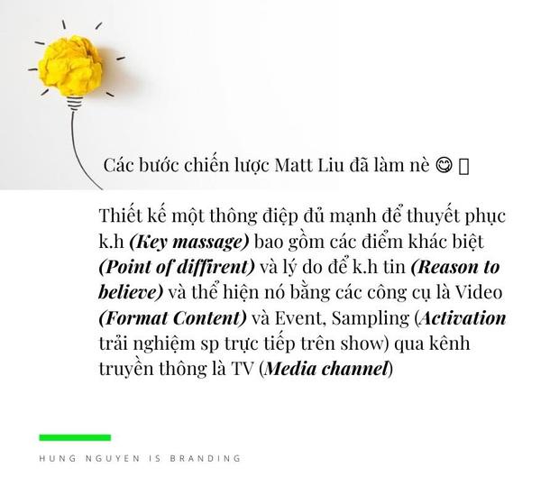 Chuyên gia Marketing gói chuyện tình Hương Giang - Matt Liu thành bài học chốt sale, đăng cho vui ai ngờ lại cực viral trên MXH - Ảnh 4.