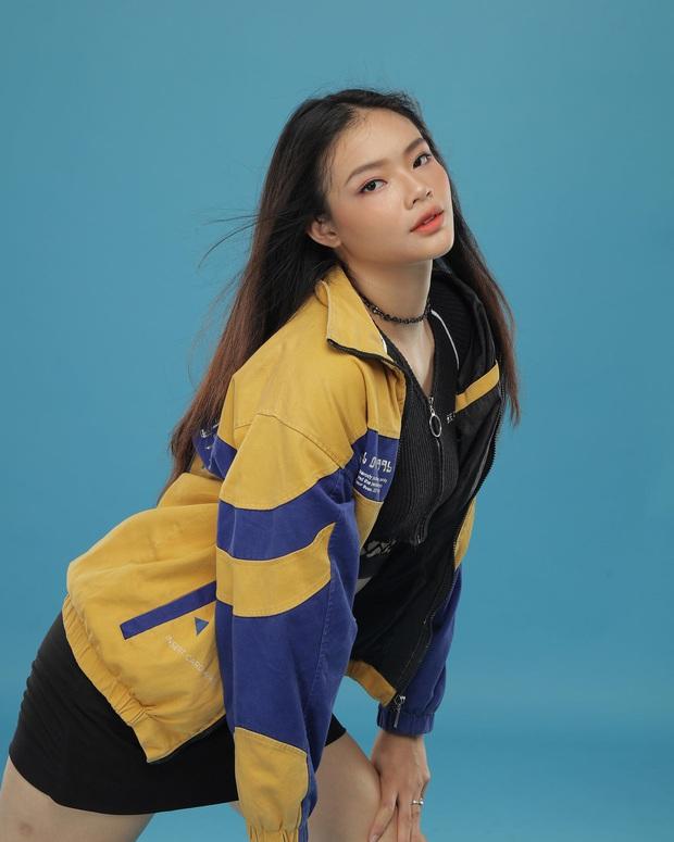 Thêm 1 cô cháu gái của Trang Nhung ghi danh Hoa hậu Việt Nam: Mới 2k2 đã cao 1m74, nhan sắc lạ và body khiến hội 9x e dè - Ảnh 8.