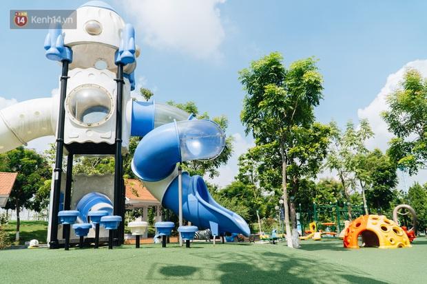 Bảo vệ công viên nơi bé trai 2 tuổi bị bắt cóc: Chúng tôi trông coi chỉ được một phần, các bậc cha mẹ cần quan tâm con hơn khi ra ngoài - Ảnh 1.