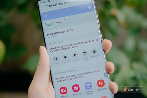 Galaxy Note20 là smartphone có trải nghiệm S Pen tốt nhất từ trước đến này trên dòng Galaxy Note - Ảnh 3.