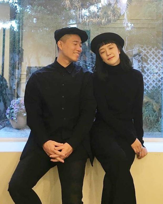 Kang Gary hiếm hoi khoe ảnh bên bà xã xinh như diễn viên, si mê đúng kiểu vẻ đẹp của người phụ nữ nằm trong mắt kẻ si tình - Ảnh 2.