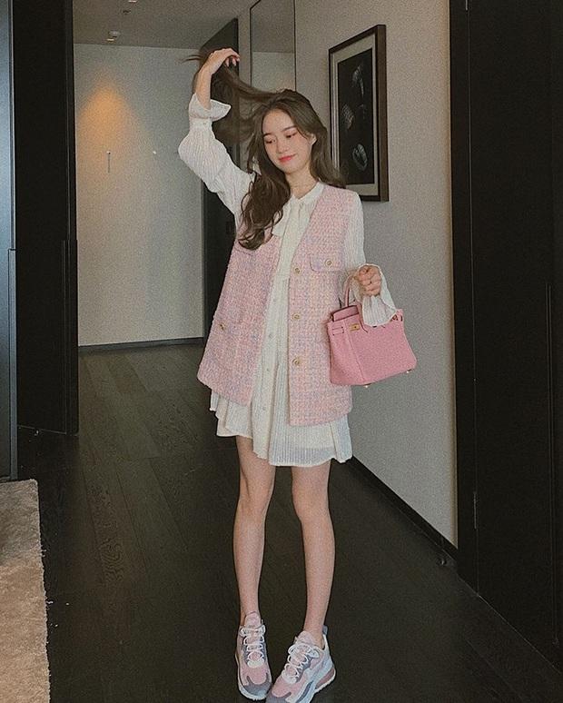 Seo Ye Ji diện váy hiệu trẻ trung sành điệu, chị đẹp Son Ye Jin khoác thêm áo ra ngay dáng đại gia - Ảnh 6.