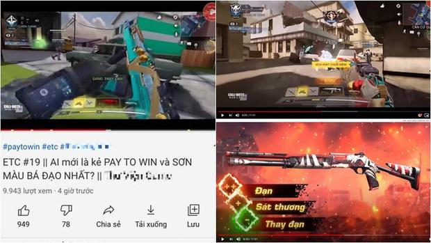 YouTuber bị lên án khi cho rằng Call of Duty: Mobile cũng là game sơn màu bá đạo, so sánh trực tiếp với Lửa Chùa - Ảnh 4.