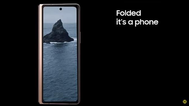 Choáng với quảng cáo bị rò rỉ của Samsung Galaxy Z Fold2 5G, liệu có xứng với cái giá 76 triệu đồng? - Ảnh 3.