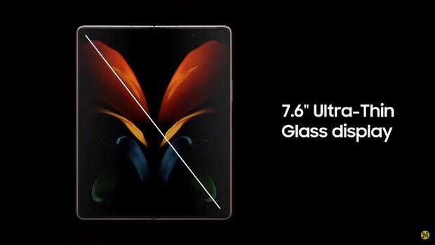 Choáng với quảng cáo bị rò rỉ của Samsung Galaxy Z Fold2 5G, liệu có xứng với cái giá 76 triệu đồng? - Ảnh 4.