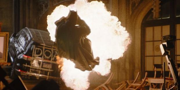 Mổ xẻ 7 chi tiết ẩn ở trailer The Batman: Kẻ phản diện tươi xanh chưa thực sự xuất hiện? - Ảnh 7.
