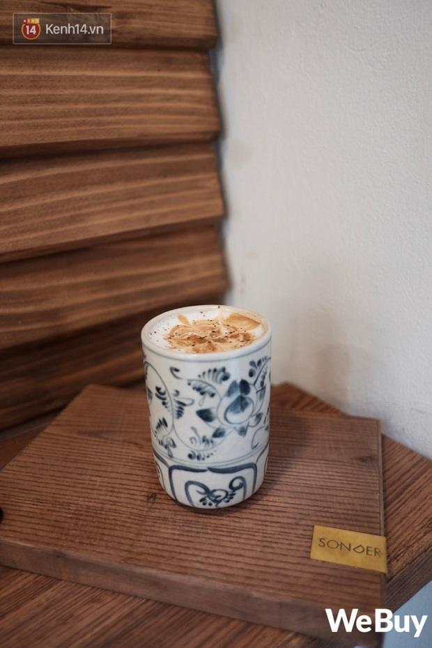 """Review Phở Macchiato của quán cà phê mới toanh ở Hà Nội: Tưởng không hợp mà hợp không tưởng, từ hương vị tới trang trí đều rất """"thuần Việt - Ảnh 4."""