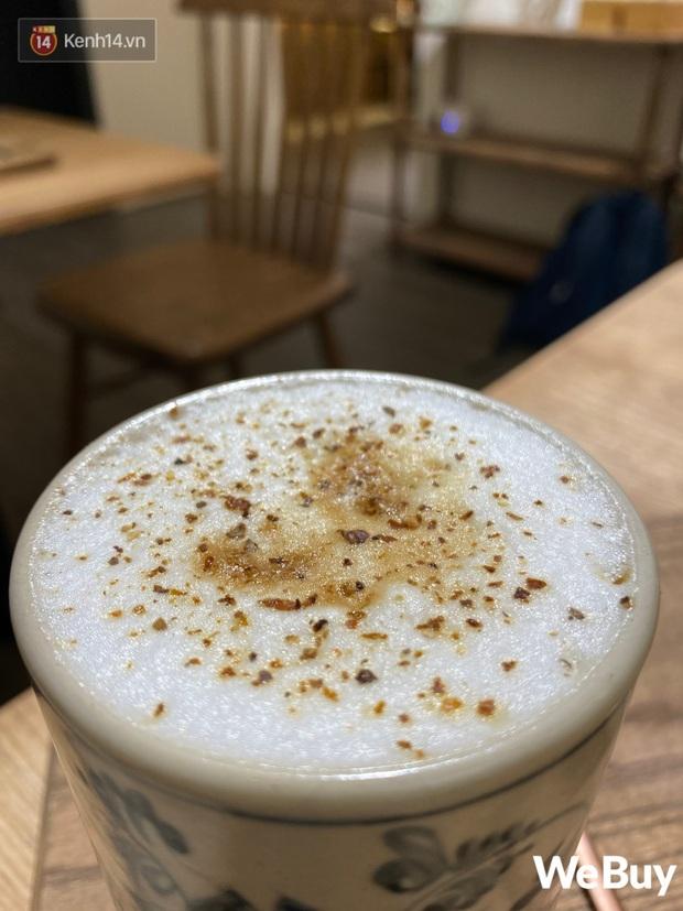 """Review Phở Macchiato của quán cà phê mới toanh ở Hà Nội: Tưởng không hợp mà hợp không tưởng, từ hương vị tới trang trí đều rất """"thuần Việt - Ảnh 2."""