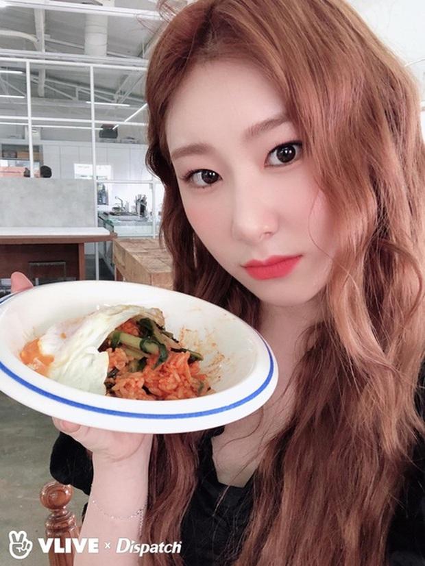 Hé lộ chế độ ăn của các thành viên ITZY: cả 5 cô đều trung thành với salad, riêng Yuna lại có một list toàn đồ ăn nhanh - Ảnh 15.