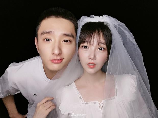 Trước Thất Tịch chỉ 1 ngày, Kim Tan Trung Quốc tuyên bố chia tay đàn chị 4 tuổi, màn tỏ tình năm ngoái hot trở lại - Ảnh 12.