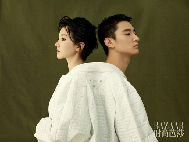 Trước Thất Tịch chỉ 1 ngày, Kim Tan Trung Quốc tuyên bố chia tay đàn chị 4 tuổi, màn tỏ tình năm ngoái hot trở lại - Ảnh 14.