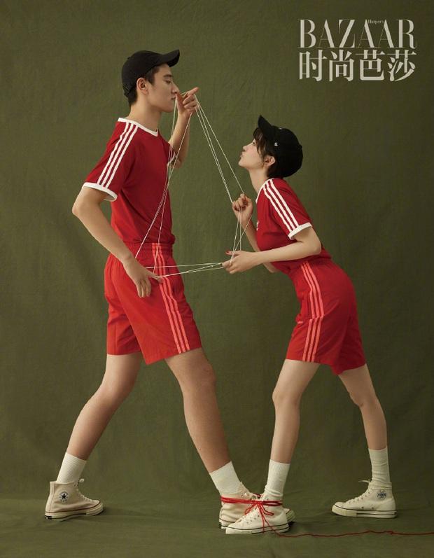 Trước Thất Tịch chỉ 1 ngày, Kim Tan Trung Quốc tuyên bố chia tay đàn chị 4 tuổi, màn tỏ tình năm ngoái hot trở lại - Ảnh 15.