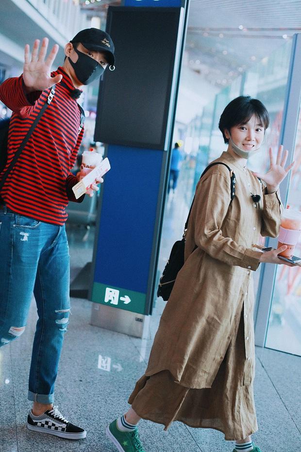 Trước Thất Tịch chỉ 1 ngày, Kim Tan Trung Quốc tuyên bố chia tay đàn chị 4 tuổi, màn tỏ tình năm ngoái hot trở lại - Ảnh 18.