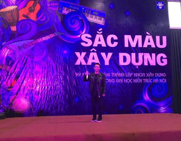 Tiết lộ từng bảo vệ luận án trên ghế nóng Rap Việt, Rhymastic khiến nhiều người tò mò về học vấn, ngành học - Ảnh 3.