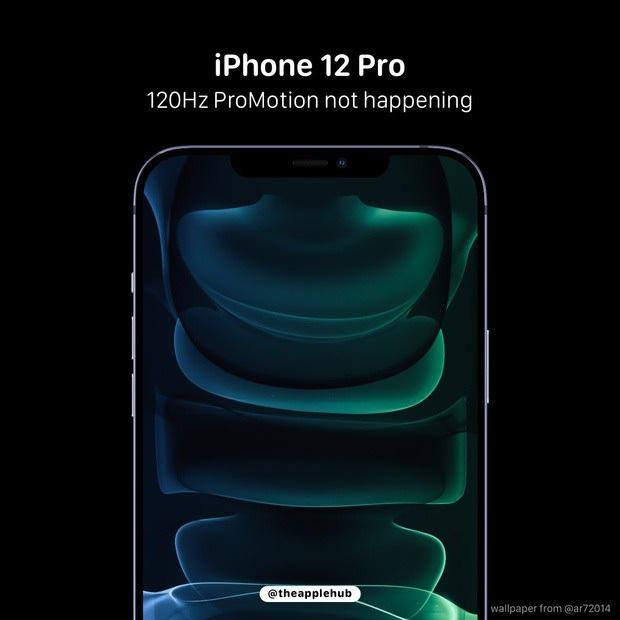 iOS 14 Beta 5 vô tình để lộ thông tin iPhone 12 sẽ có màn hình 120Hz - Ảnh 2.