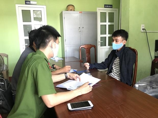 Cô gái ship hàng ở Huế bị cướp điện thoại khi dừng bên đường - Ảnh 1.