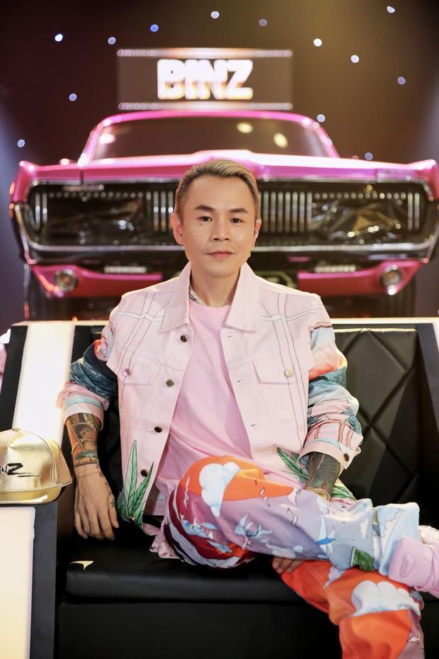 Rap Việt: Cứ thí sinh được tự chọn đội thì đều về với Binz - Ảnh 1.