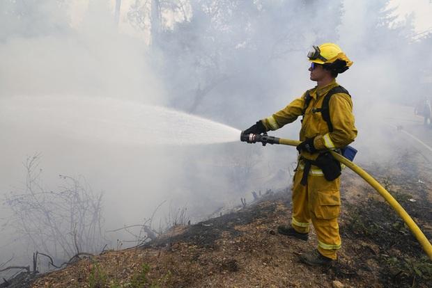 Hàng chục vụ cháy lớn tại California, Tổng thống Trump tuyên bố tình trạng thảm họa - Ảnh 3.