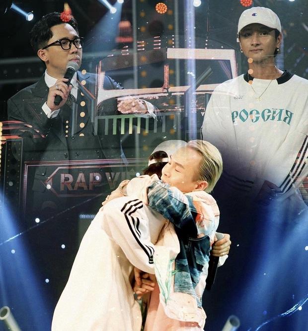 Rap Việt: Cứ thí sinh được tự chọn đội thì đều về với Binz - Ảnh 5.