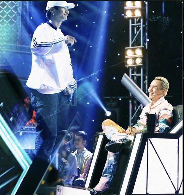 Rap Việt: Cứ thí sinh được tự chọn đội thì đều về với Binz - Ảnh 6.