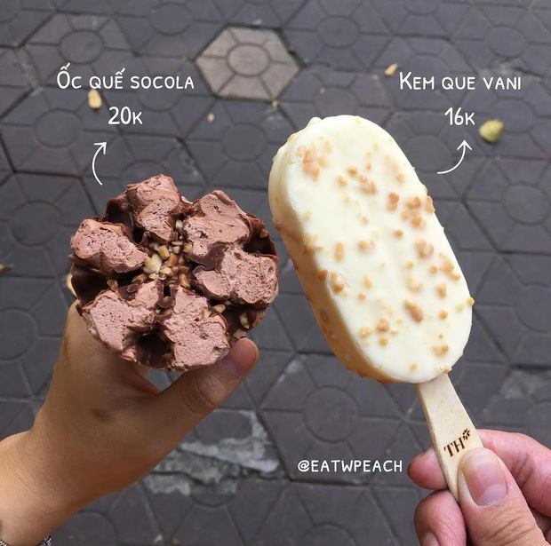 Giới trẻ giờ đâu chỉ mê kem Hàn, Đài khi đã có kem Made in Việt Nam chất lượng chẳng kém này - Ảnh 6.
