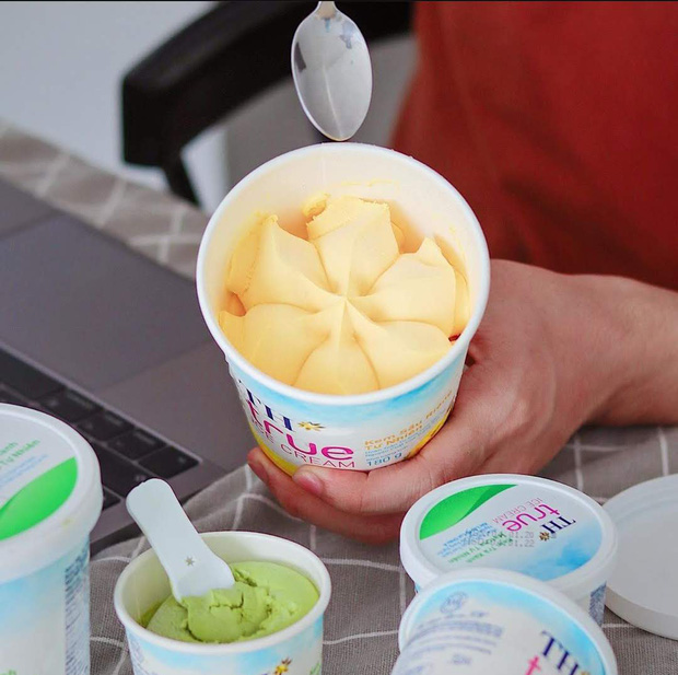 Giới trẻ giờ đâu chỉ mê kem Hàn, Đài khi đã có kem Made in Việt Nam chất lượng chẳng kém này - Ảnh 9.
