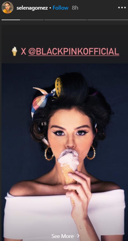 BLACKPINK tung teaser đầu tiên với Selena Gomez: Giao lưu qua... chat video khiến fan hoang mang về MV, hé lộ đoạn nhạc gây chú ý - Ảnh 8.