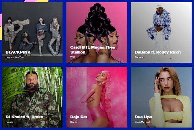 VMAs tiếp tục bổ sung hạng mục giờ chót: BLACKPINK là đại diện Kpop duy nhất được gọi tên, đối đầu Taylor Swift, Cardi B, Miley Cyrus,... - Ảnh 1.