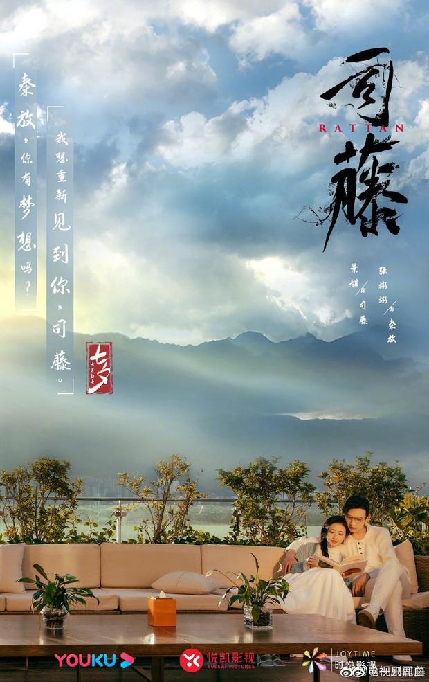 16 phim Trung nằm kho lũ lượt tung poster ngập thính ngày Thất tịch, thấy mà khoái á! - Ảnh 12.