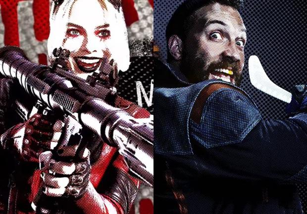 Harley Quinn và chồng hụt của Ariana Grande cũng chào thua cá mập đam mỹ múp míp ở The Suicide Squad - Ảnh 2.