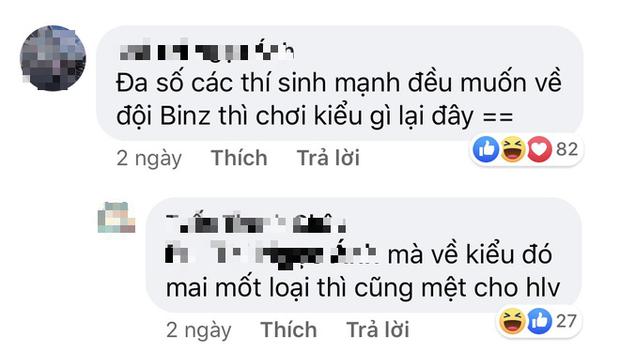 Binz đang sở hữu dàn ngựa chiến all-star ấn tượng tại Rap Việt, fan la làng dự đoán: Vòng sau chắc ngồi khóc vì loại ai cũng tiếc! - Ảnh 16.