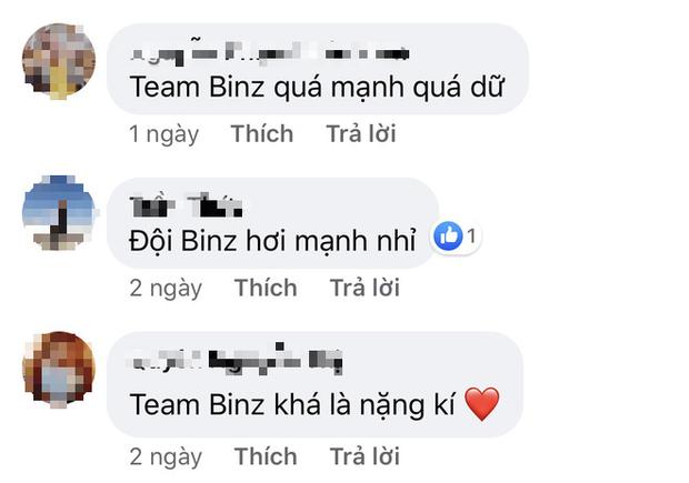 Binz đang sở hữu dàn ngựa chiến all-star ấn tượng tại Rap Việt, fan la làng dự đoán: Vòng sau chắc ngồi khóc vì loại ai cũng tiếc! - Ảnh 14.