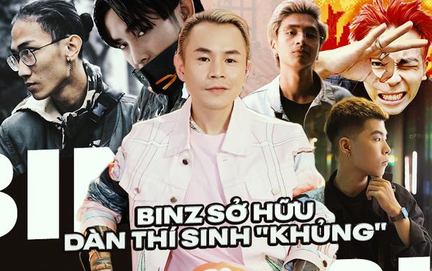 Binz đang sở hữu dàn ngựa chiến all-star ấn tượng tại Rap Việt, fan la làng dự đoán: Vòng sau chắc ngồi khóc vì loại ai cũng tiếc! - Ảnh 1.