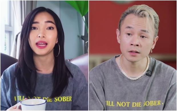 Buổi họp mặt cực hot của dàn sao Rap Việt: Karik lần đầu lộ diện sau tin hẹn hò, thái độ y hệt chàng trai đang yêu Binz - Ảnh 4.