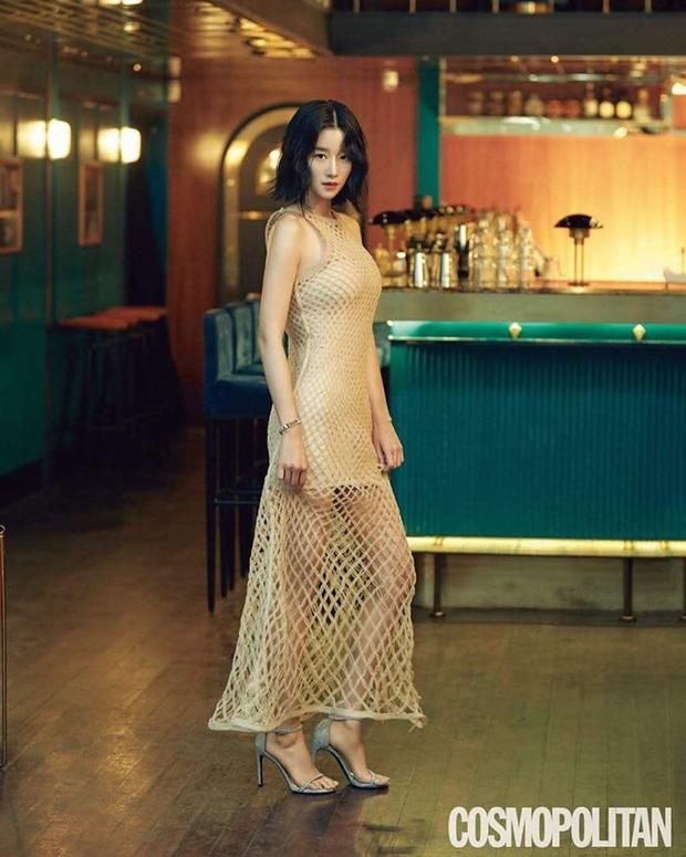 Ảnh tạp chí cũ của điên nữ Seo Ye Ji bỗng hot rần rần: Đẹp cực phẩm, sexy khó cưỡng, nhưng nhìn cặp lông mày mà thở dài - Ảnh 5.