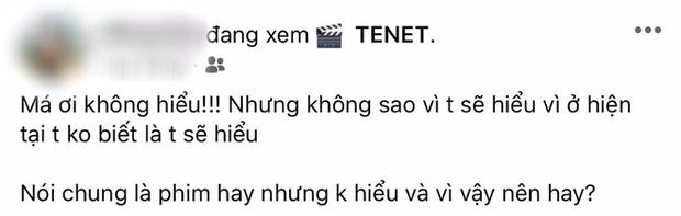 Khán giả Việt review nóng bom tấn TENET: Cảm giác như học Lý Hoá, cúi xuống nhặt bút ngước lên đã ngừng hiểu! - Ảnh 1.