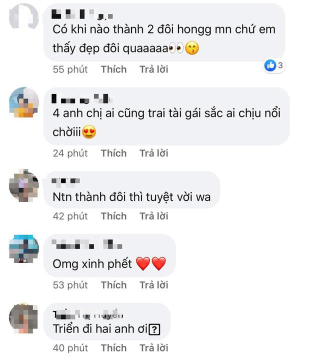 Hoa hậu Tiểu Vy và Đỗ Mỹ Linh tái hợp 2 người tình MV, clip Erik và nàng hậu ngượng ngùng chạm vào đùi nhau gây chú ý - Ảnh 6.