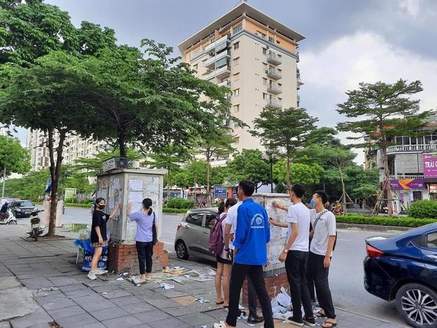 Đội sinh viên tình nguyện sơn sửa lại các trụ điện cũ kỹ: Ngỡ ngàng vì hình ảnh thay đổi 180 độ trước và sau  - Ảnh 13.