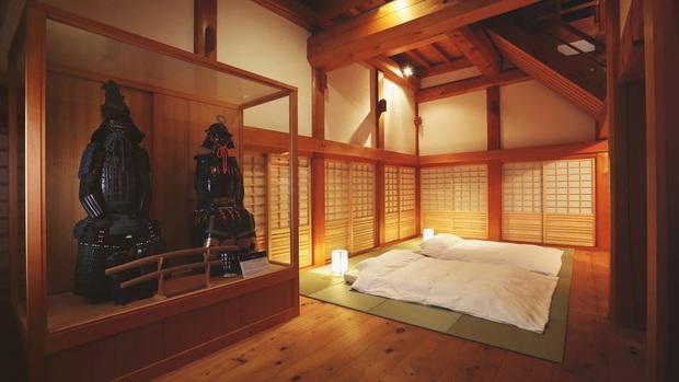 Gần 230 triệu để nghỉ trong khách sạn lâu đài duy nhất ở Nhật Bản: Được trải nghiệm những gì mà sao lại đắt đến thế cơ chứ? - Ảnh 3.
