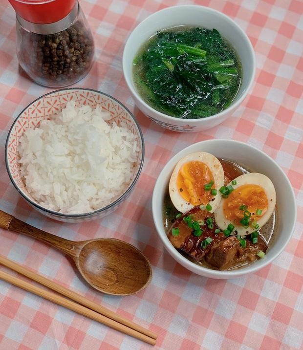 Xài chung bếp nấu nướng, du học sinh Việt vẫn cho ra list đồ ăn đủ món từ Tây đến ta ngon miệng đẹp mắt - Ảnh 10.