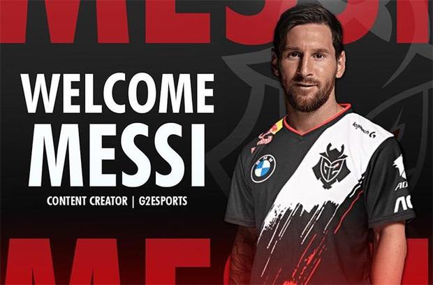 Hài hước: Messi rời Barcelona, hàng loạt đội tuyển eSports nhanh chóng đăng tin chiêu mộ thành công! - Ảnh 2.