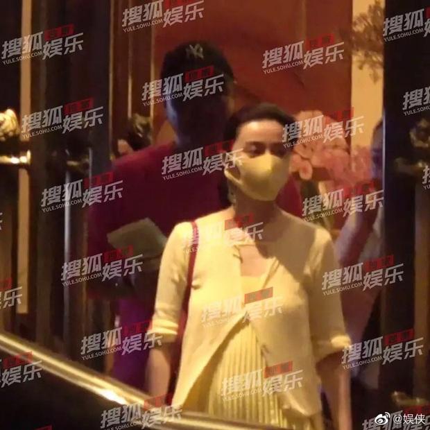 Xôn xao hình ảnh Phạm Băng Băng lộ vòng 2 lớn bất thường, rộ lên tin đồn mang thai - Ảnh 2.
