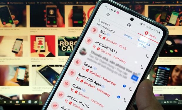 49 triệu cuộc gọi rác tấn công 18 triệu khách hàng Viettel trong 1 tháng - Ảnh 1.