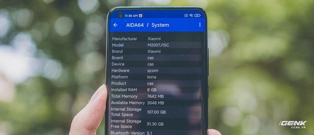 Trên tay Xiaomi Mi 10 Ultra: Camera zoom 120X, sạc 120W nhanh nhất thế giới, giá gần tương đương iPhone 11 Pro - Ảnh 11.