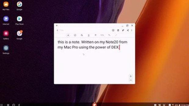 iPhone 12 nên mượn các tính năng này trên Galaxy Note20 - Ảnh 5.