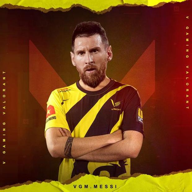 Hài hước: Messi rời Barcelona, hàng loạt đội tuyển eSports nhanh chóng đăng tin chiêu mộ thành công! - Ảnh 5.