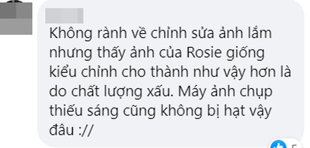 Fan tranh cãi vì teaser của Rosé lạc quẻ nhất BLACKPINK: Ảnh vỡ nét lại tối màu, trang điểm thì nhợt nhạt, YG cẩu thả hay có dụng ý? - Ảnh 10.