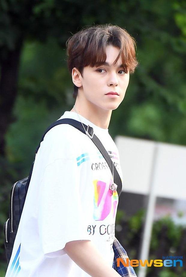 Knet phát sốt với loạt mẫu nhí giờ thành idol: Nam thần Vườn Sao Băng lột xác, 2 sao nhí thành em trai BLACKPINK - BTS - Ảnh 29.