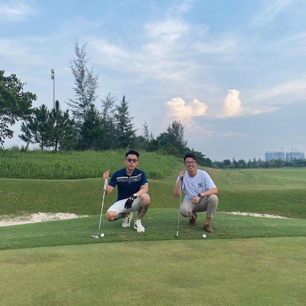 Một bức hình có 2 cực phẩm: Matt Liu - bạn trai Hoa hậu Hương Giang và CEO Tống Đông Khuê - trai đẹp nức tiếng Người ấy là ai - Ảnh 3.